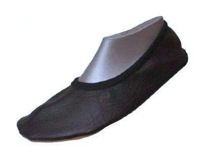 Beck 008 gym shoes ballet slippers ballet dancing black