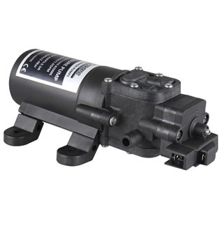 Automatic Diaphragm Water Preassure Pump 12v 1.0 Gpm - Boat, Rv, Agricultural. Five Oceans