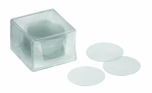 Heathrow Scientific Hd159879K Glass Premium Microscope Circular Cover, 13Mm Diameter #1 Thick (Pack Of 1000)