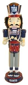 New York Giants 14-Inch Drummer Nutcr…