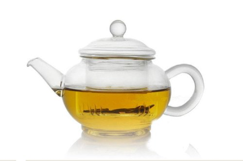 Relax Glass Teapot Heat Resistant For Chinese Tea With Filter 250Ml H01