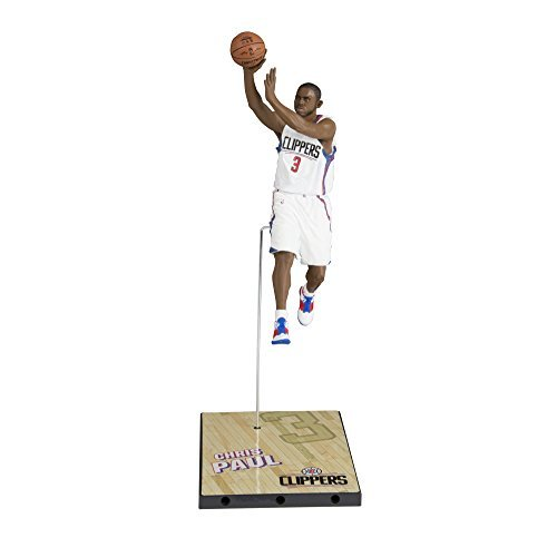 McFarlane Toys NBA Figure Series 27 / Chris Paul / Los Angeles Clippers