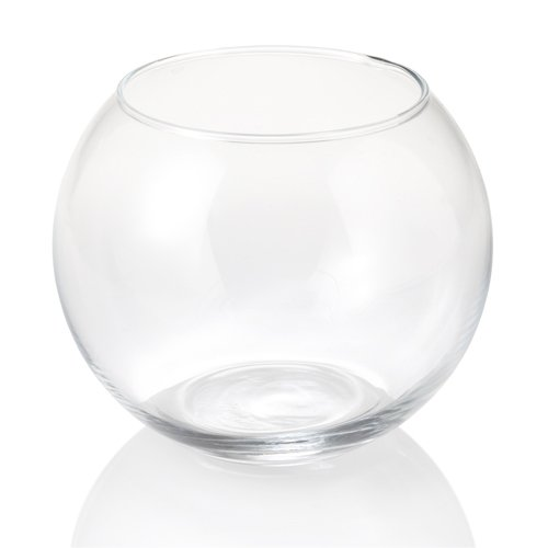 Set of 12 Bubble Ball Vases 4.5""