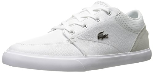 Lacoste Men's Bayliss 316 1 Spm Fashion Sneaker, White, 11.5 M US