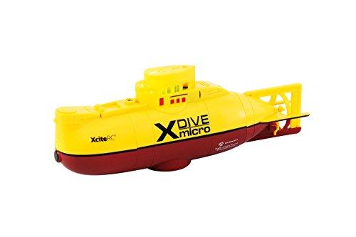 XciteRC-42001000-Ferngesteuertes-RC-U-Boot-X-Dive