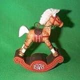 Hallmark 1978 Rocking Horse