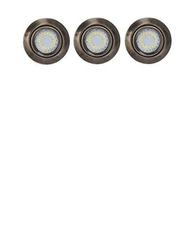 Spotlight Lámpara De Pared LED Steps Metal