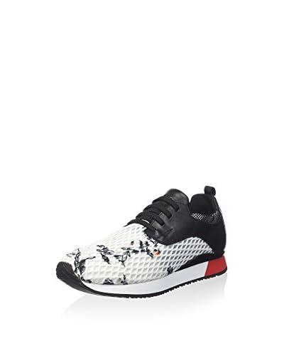 Crime London Sneaker 25261S16 [Bianco/Nero]