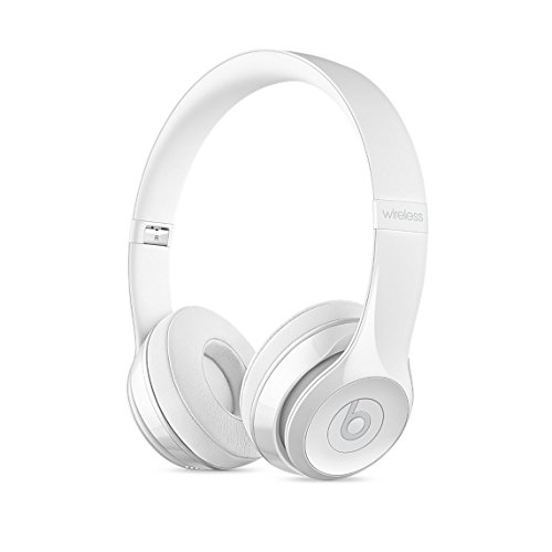 Beats Solo3 Wireless On-Ear Headphone - Gloss White