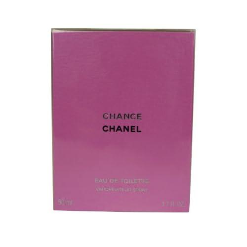 Chanel香奈儿 Chance邂逅柔情 女士淡香水  50,mL