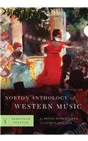 Norton Anthology of Western Music: Twentieth Century