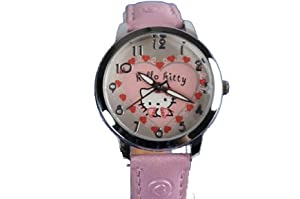 Hello Kitty All Heart Children's Watch with in cute kitty design