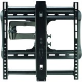 Sanus Systems LF228 Full-Motion Wall Mount for 37 inch - 58 inch Flat-panel TVs Black