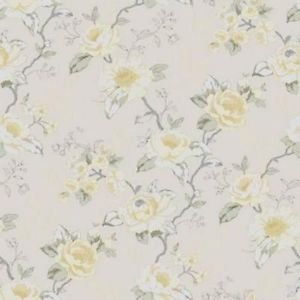 Graham and Brown Rosamund Wallpaper - Yellow by New A-Brend