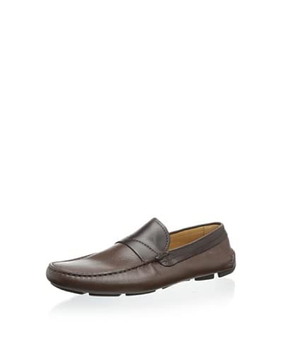 Giorgio Armani Men's Slip-On Dress Shoe