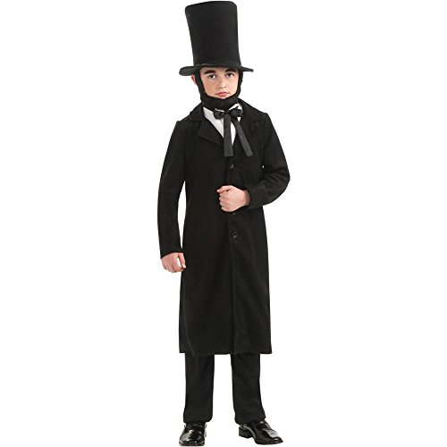 Abraham Lincoln Kids Costume