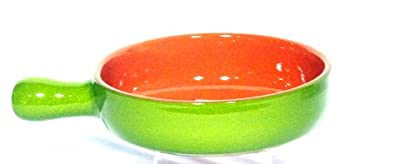 Genuine Terracotta 20cm Pan - Rio Green Set Of 2 from Be-Active