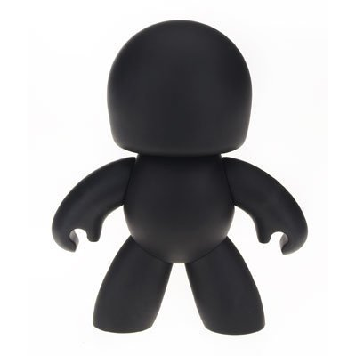 Mighty Muggs Blank Black - Create Your Own