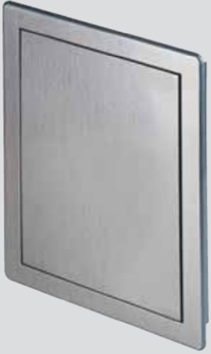 Access Panel 150x150mm (6x6inch) Silver Finish High Quality ABS Plastic