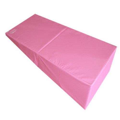 The Beam Store Folding Incline Cheese Mat, Pink Sporting