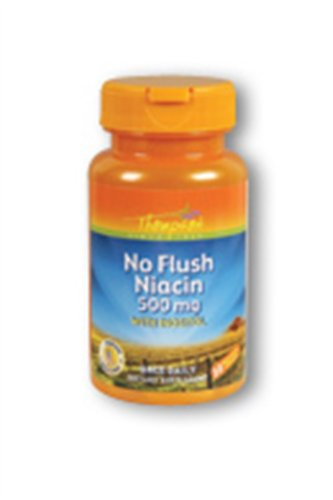 Thompson Nutritional Products Niacin Flush-Free 500Mg 30 Caps