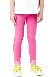 Cotton Rich Turn Up Hem Jeggings