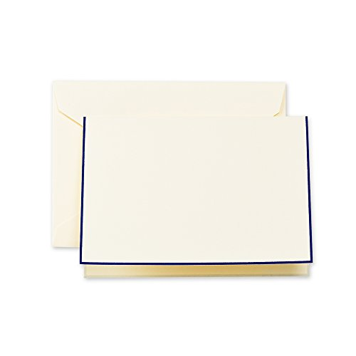 crane-co-regent-blue-bordered-ecruwhite-note-cf1438-pack-of-15
