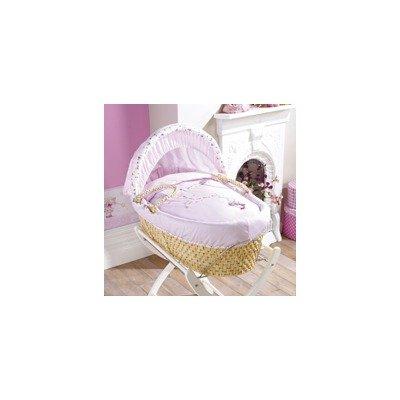 Izziwotnot Humphrey's Corner Lottie Fairy Princess Maize Moses Basket