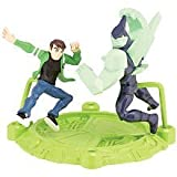 Ben 10 Mini PVS Ben & Diamondhead 2.5 Inch 2 Pack Mini Figure