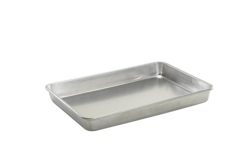 Nordic Ware Hi-Side Sheet Cake Baking Pan, 13 by 18 by 2 Inch