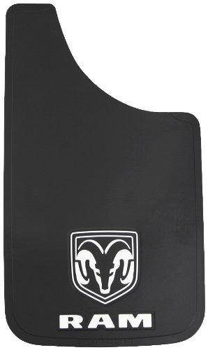 Dodge Ram Logo Easy Fit Mud Guard  11