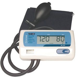 Cheap Digital Blood Pressure Monitor with Manual Inflation: Adult (707A)