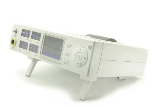 Contec Cms5000C 2.4'' Color Tft Lcd Pulse Rate, Spo2, Nibp Built-In Printer Medical Vital Signs Monitoring Device back-478169