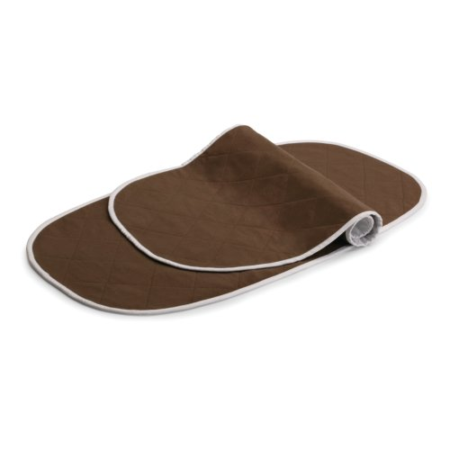 Graco Pack 'N Play Changing Pad Cover, 2-Pack, Arden Brown front-922218