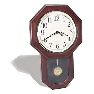 Penn State University - Pendulum Wall Clock by Alumni Gift