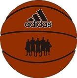 <バスケットボール>adidas/アディダス シルエット 6号球 AB6113