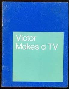 Victor Makes a TV (Level 2, Book G): Bob Korta: Amazon.com: Books