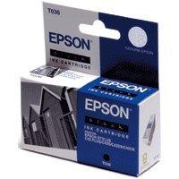 Epson Stylus C 42 SX - Original Epson C13T03614010 / T036 - Cartouche d'encre Noir - 10 ml