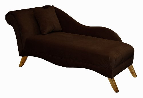 Chaise lounge chair super store usa for Button tufted chaise settee velvet aubergine