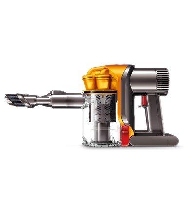 Dyson-216855-01-V6-Car-und-Boat-Extra-Handstaubsauger-mit-2-Saugstufen-20-Min-Laufzeit-350-W-12V-Ladegert-1-L-Iron-rot