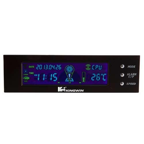 Kingwin Performance LCD Fan Controller