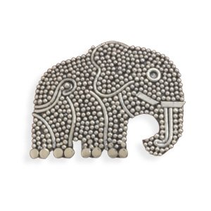 Jewelry Locker Elephant Pin