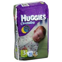 HUGGIES OVERNITE STEP3 55403 Size: 4X31 - 1