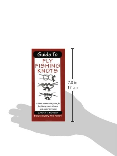 Guide To Fly Fishing Knots A Basic Streamside Guide For