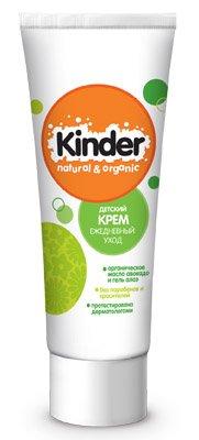 Kinder - NATURAL & ORGANIC Baby Cream