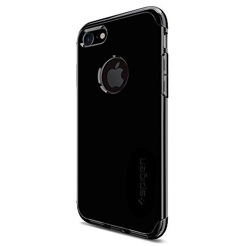 iphone-7-case-spigen-hybrid-armor-air-cushion-jet-black-clear-tpu-pc-frame-slim-dual-layer-premium-c
