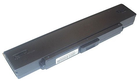 Laptop Battery for Sony Vaio PCG VGN-AR VGN-CR VGN-NR VGN-SZ Series, PN: VGP-BPS9 VGP-BPS9A/B VGP-BPL9 (Black)