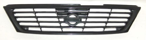 OE Replacement Nissan/Datsun 200SX/Sentra Grille Assembly (Partslink Number NI1200163) (Nissan 200sx Emblems compare prices)