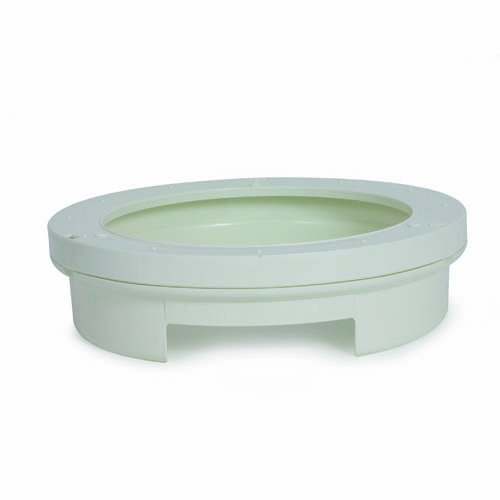 Camco 57001 RV Pop-A-Plate (White)