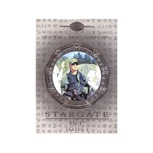 STARGATE SG 1: L'intégrale de la saison 2